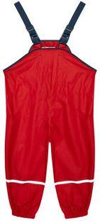 Playshoes Spodnie zimowe 405424 Zielony Regular Fit