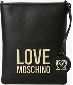 Listonoszka Love Moschino czarna
