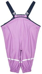 Playshoes Spodnie materiałowe 405424 M Fioletowy Regular Fit