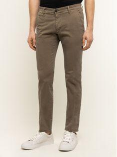 Baldessarini Spodnie materiałowe Jorgen 16838/000/2215 Zielony Regular Fit