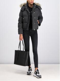 Calvin Klein Kurtka zimowa K20K201512 Szary Regular Fit