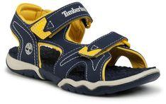 Timberland Sandały Adventure Seeker 2 Strap TB02474A484 Granatowy
