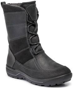 Śniegowce ECCO - Trace Lite 83216351094 Black/Black/Black