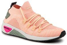 Diesel Sneakersy S-Kb Athl Lace W Y01999 P2215 H7790 Pomarańczowy