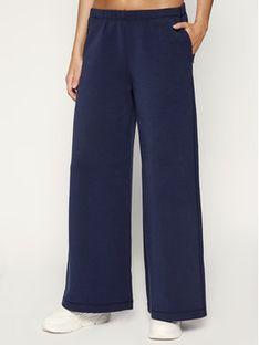 Napapijri Spodnie dresowe Milbe W NP0A4E97 Granatowy Regular Fit