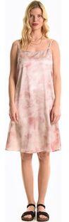Sukienka Gate midi na co dzień na ramiączkach