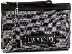 Torebka LOVE MOSCHINO - JC4050PP1ALH100A Nero/Crystal Nero