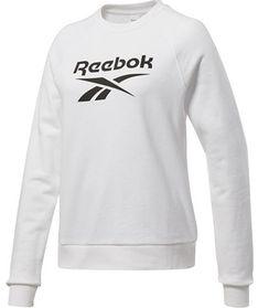 Bluza damska Reebok Fitness z tkaniny