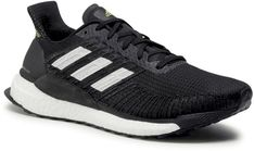 Buty adidas - Solar Boost 19 M FW7814 Core Black/Cloud White/Signal Green