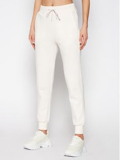 Guess Spodnie dresowe Long O0BA26 KA3P1 Beżowy Regular Fit