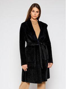 Pennyblack Płaszcz przejściowy Riserva 10140420 Czarny Regular Fit