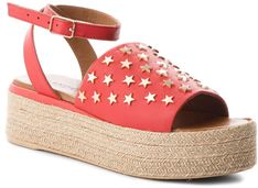 Espadryle INUOVO - 8915 Red