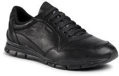 Geox Sneakersy D Sukie A D04F2A 00085 C9999 Czarny