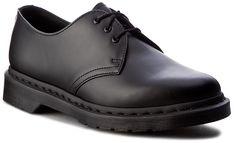 Półbuty DR. MARTENS - 1461 Mono 14345001 Black
