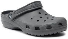 Klapki CROCS - Classic 10001 Slate Grey