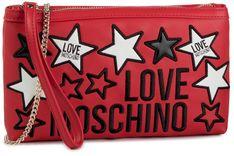 Torebka LOVE MOSCHINO - JC4085PP1ALM0500 Rosso