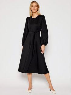 Weekend Max Mara Sukienka codzienna Giralda 56210217 Czarny Regular Fit