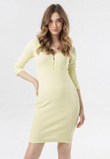 Żółta Sukienka Dalilei