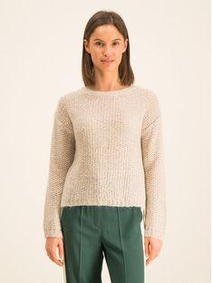 Marella Sport Sweter Cicala 33660699 Beżowy Regular Fit