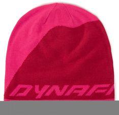 Czapka DYNAFIT - Leopard Logo Beanie 08-70512 Flamingo 6210/6551