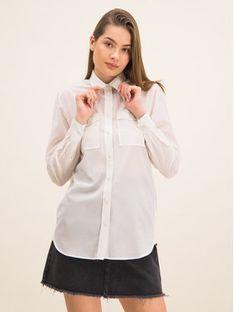 G-Star RAW Koszula D15154-4127-111 Biały Regular Fit