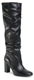 Trussardi Jeans Kozaki 79A00619 Czarny