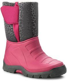 Śniegowce MANITU - 120130 Pink 43