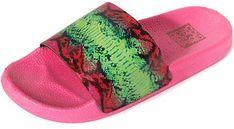 Klapki damskie Colors Of California rozowy