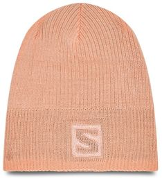 Czapka SALOMON - Logo Beanie C14213 10 S0 Tropical Peach