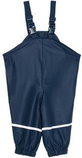Playshoes Spodnie materiałowe 405424 M Granatowy Regular Fit