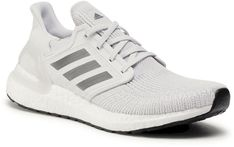 Buty adidas - Ultraboost 20 EG0694 Dash Grey/Grey Five/Solar Red