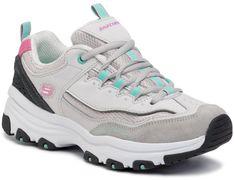 Sneakersy SKECHERS - I-Conik 88888279/GRMT Green/Multi