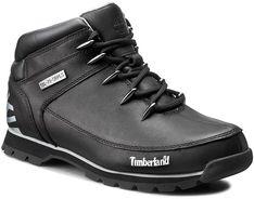 Trapery TIMBERLAND - Euro Sprint A17JR/TB0A17JR0011 Black