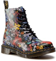 Glany DR. MARTENS - 1460 Pascal 26113102 Multi