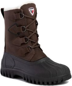 Śniegowce ROSSIGNOL - Soul Boot W RNIW410  Dark Brown 825