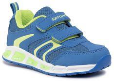 Sneakersy SPRANDI - CP23-5743 Cornflower Blue