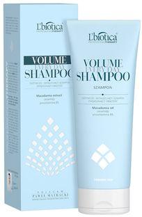 L`Biotica Professional Therapy Volume, odżywczo-witalizujący szampon zwiększający objętość, 250 ml