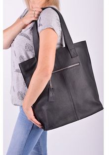 Shopper bag Designs Fashion duża na wakacje