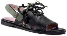 Sandały MACCIONI - 748.482 Czarny