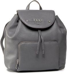 Plecak DKNY - Erin-Backpack R01KAG96 Lt Char LEC