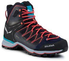 Trekkingi SALEWA - Ws Mtn Trainer Lite Mid Gtx GORE-TEX 61360-3989  Premium Navy/Blue Fog 3989
