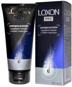 Loxon Pro, szampon przeciw wypadaniu włosów u kobiet i mężczyzn, 150 ml