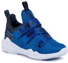 Sneakersy BARTEK - 75213-SF2  Niebieski