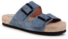 Espadryle MANEBI - Nordic Sandals K 1.3 R0 Jeans