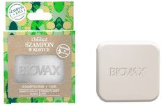 Biovax Botanic, szampon w kostce Aloes i Skrzyp, edycja limitowana z etui, 82 g