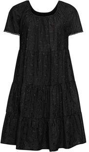 Sukienka Bonprix z haftami mini