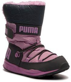 Śniegowce PUMA - Trinomic Boot Ps 363978 06 Iron Gate/Orchid