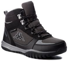 Trekkingi KAPPA - Mountain Tex 242369 Black/Grey 1116