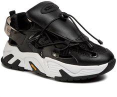 Sneakersy ICEBERG - Kakkoi 20EID1680E Piuma Nero