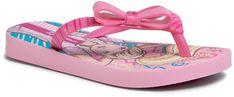 Japonki IPANEMA - Barbie Style Kids 25729 Pink/Pink 20197